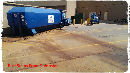 Denver Concrete Cleaning And Rust Removal The Wash Squad