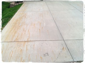 Rust Concrete